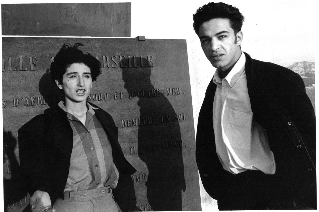 Hakim Hadjem et Myriam Boumedienne