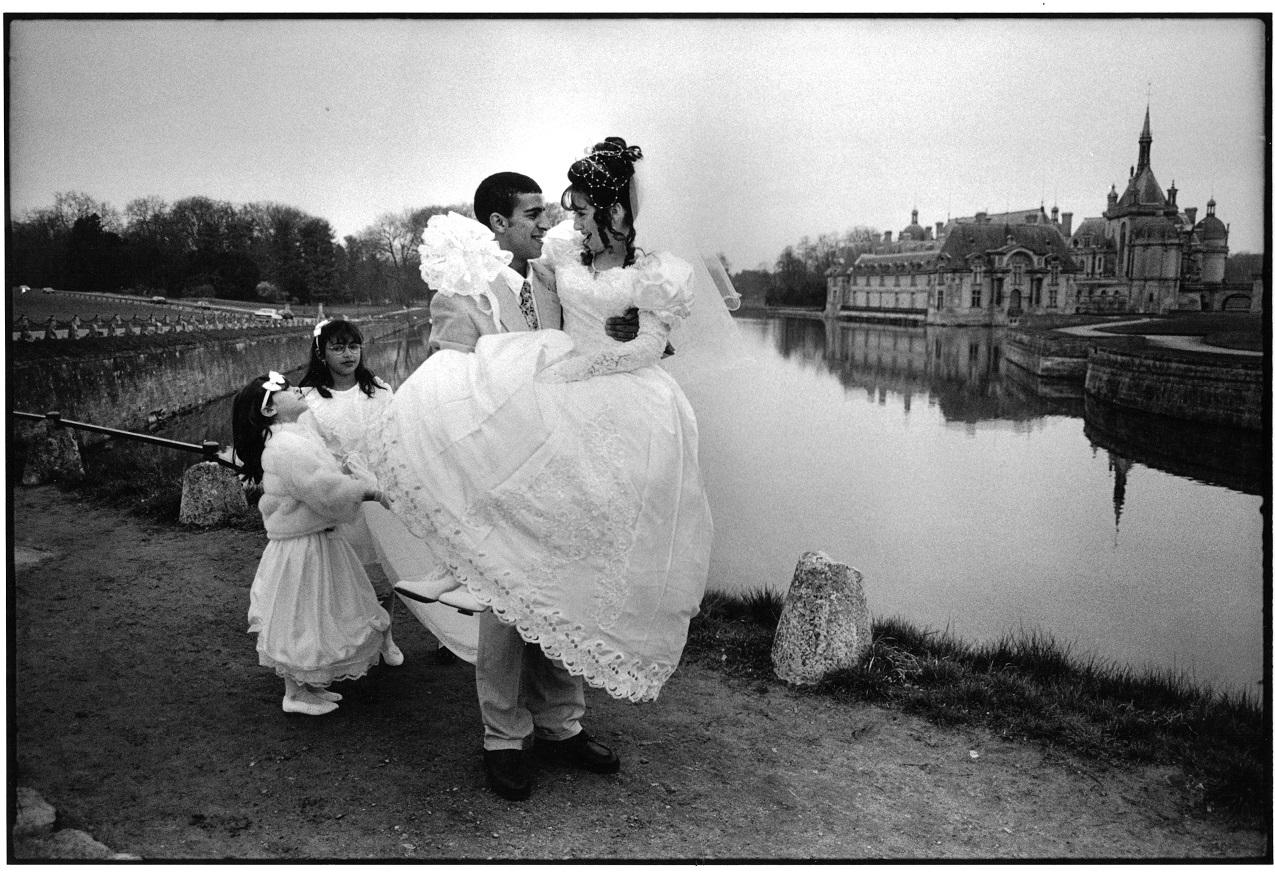 Mariage de Zorah et Jhalid, Goussainville et Chantilly, 13 avril 1996